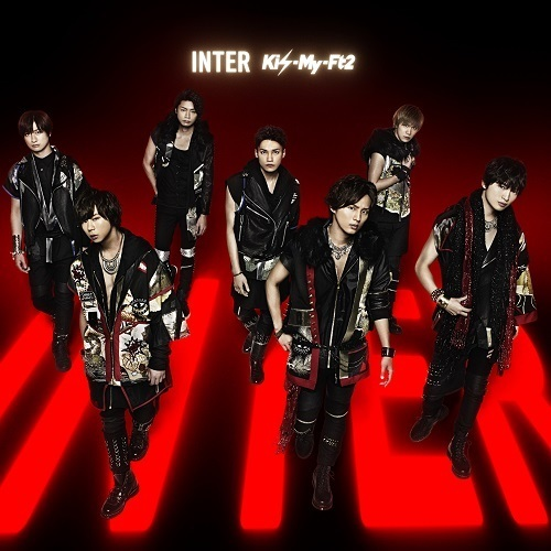 Kis-My-Ft2/ 『INTER』 (Tonight / 君のいる世界 / SEVEN WISHES) (通常盤/CD)