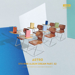 ASTRO/5TH MINI ALBUM : DREAM PART.02 (WISH VER.)(輸入盤)