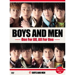 BOYS AND MEN ~One For All, All For One~<初回封入特典:イベント参加券&応募抽選券付き>