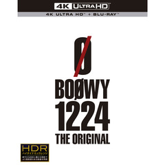BOφWY/1224 -THE ORIGINAL-<限定盤>(Ultra HD Blu-ray+Blu-ray(5.1ch))