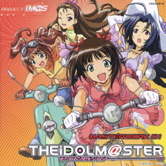 THE IDOLM@STER MASTERWORK 01 GO MY WAY!!