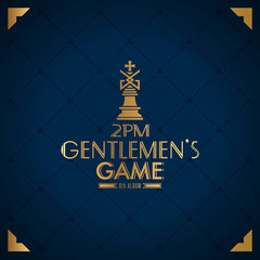 2PM/6TH ALBUM : GENTLEMEN'S GAME(輸入盤)(次回入荷予約)