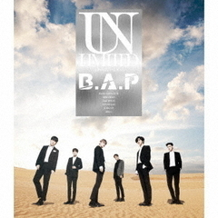 B.A.P/UNLIMITED(通常盤/Type-A/CD+DVD)