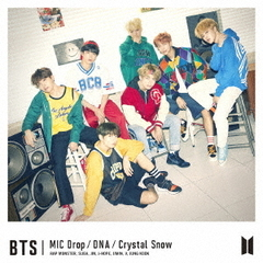 MIC Drop/DNA/Crystal Snow(初回限定盤A)