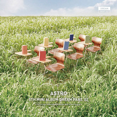 ASTRO/5TH MINI ALBUM : DREAM PART.02 (WIND VER.)(輸入盤)