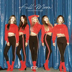 EXID/4TH MINI ALBUM : FULL MOON(輸入盤)