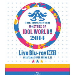 THE IDOLM@STER M@STERS OF IDOL WORLD !! 2014 Day 2(Blu-ray Disc)