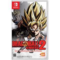NINTENDO SWITCH ドラゴンボール ゼノバース2 FOR NINTENDO SWITCH