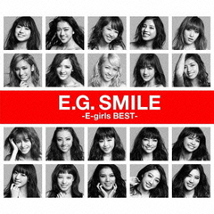 E-girls/E.G.SMILE -E-girls BEST-(DVD付)