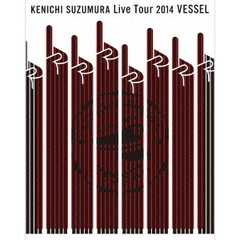 鈴村健一/鈴村健一 Live Tour2014 VESSEL(Blu-ray Disc)