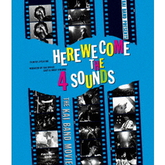 甲斐バンド/HERE WE COME THE 4 SOUNDS(Blu-ray Disc)