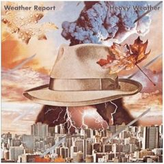 【輸入盤】WEATHER REPORT/HEAVY WEATHER