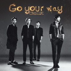 Go your way(初回限定盤B)