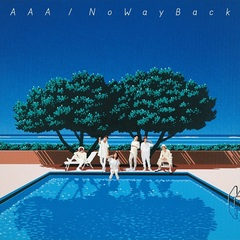 AAA/No Way Back(DVD付)