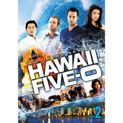 HAWAII FIVE-0 シーズン 3 DVD-BOX Part 2