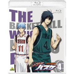黒子のバスケ 2nd season 4(Blu-ray Disc)