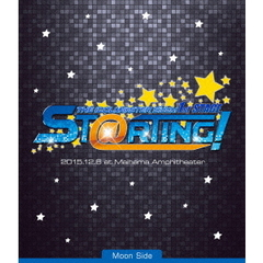 THE IDOLM@STER SideM 1st STAGE ~ST@RTING!~ Live Blu-ray [Moon Side](Blu-ray Disc)