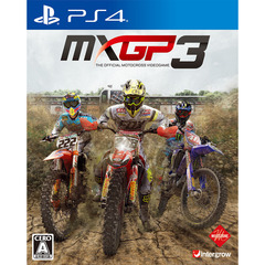 PS4 MXGP3 - The Official Motocross Videogame