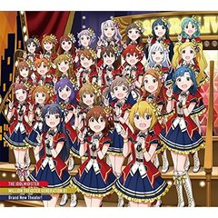 THE IDOLM@STER MILLION THE@TER GENERATION 01 Brand New Theater!(8/3お届け 入荷予約)