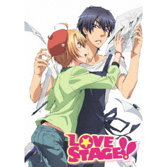 LOVE STAGE!! Blu-ray 限定版 第3巻(Blu-ray Disc)