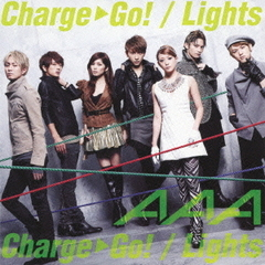 Charge & Go!/Lights(DVD(Charge & Go! Music clip Making Part2)付)