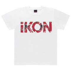 iKON/セットアップ Tシャツ(L)(a-nation2016)