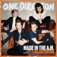 【輸入盤】ONE DIRECTION / MADE IN THE A.M.(DELUXE)