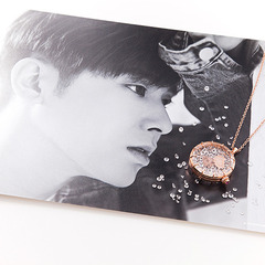 LUXURY PENDANT(U-KNOW)【4月/CRYSTAL】(SUMグッズ)