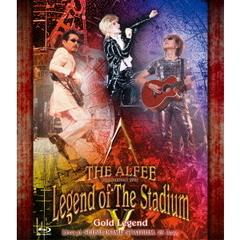 THE ALFEE/21th Summer Legend of Stadium V Gold Legend(Blu?ray Disc)