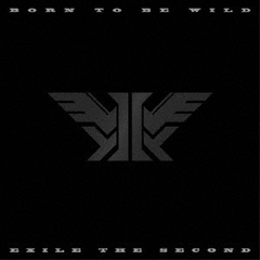 EXILE THE SECOND/BORN TO BE WILD(初回生産限定盤/DVD3枚付)