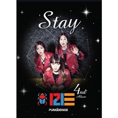 PUNGDENGE/4TH ALBUM : STAY(輸入盤)