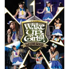 Wake Up, Girls!/Wake Up, Girls! 3rd LIVE TOUR 「あっちこっち行くけどごめんね!」 <セブンネット限定特典オリジナルブロマイド付き>(Blu-ray Disc)