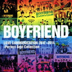 BOYFRIEND LOVE COMMUNICATION 2012~2014 - Perfect Best collection -