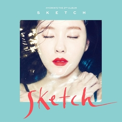 HYOMIN (T-ARA)/2ND MINI ALBUM : SKETCH(輸入盤)