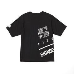 SHINee WORLD 2017~FIVE~/5分丈T-shirt(M)