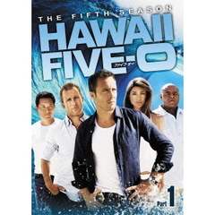 HAWAII FIVE-0 シーズン 5 DVD-BOX Part 1