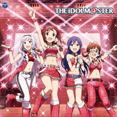 THE IDOLM@STER MASTER PRIMAL ROCKIN'RED
