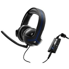 Y300P アンプ内蔵 Stereo Gaming Wired Headset for PlayStation4 PlayStation3