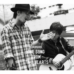 One Song From Two Hearts<初回限定盤 CD+DVD>