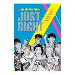 GOT7/3RD MINI ALBUM : JUST RIGHT(輸入盤)