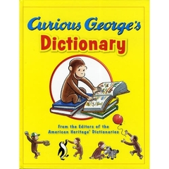 【洋書】Curious George's Dictionary