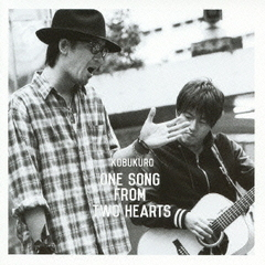 One Song From Two Hearts<通常盤>
