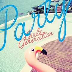 少女時代(GIRLS' GENERATION)/PARTY(輸入盤)