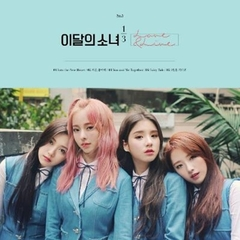 LOONA/1ST MINI ALBUM : LOVE & LIVE (A VER)(輸入盤)