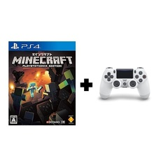 PS4 Minecraft: PS4 Edition + DUALSHOCK4 セット