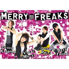 MERRY FREAKS/VR MUSIC Live