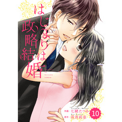 comic Berry's はじまりは政略結婚 10巻