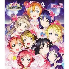 μ's/ラブライブ! μ's Final LoveLive ! ~μ'sic Forever♪♪♪♪♪♪♪♪♪~ Blu-ray Day 2(Blu-ray Disc)