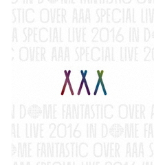 AAA Special Live 2016 in Dome -FANTASTIC OVER- 通常盤 Blu-ray(スマプラ対応)(Blu-ray Disc)