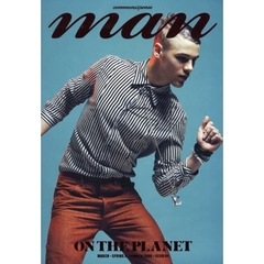 commons & sense man ISSUE04(2008MARCH・SPRING&SUMMER)
